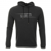 Henri Lloyd Farmis Hooded Sweatshirt Jumper Grey