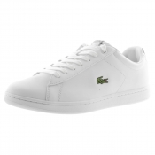 Lacoste Carnaby Trainers White