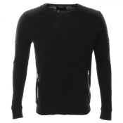 Religion Pincer Sweatshirt Jumper Black