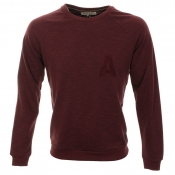 Anerkjendt Mio Sweatshirt Jumper Red