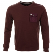 Weekend Offender Page Jumper Red