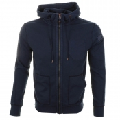 HUGO BOSS Orange Ztylo 1 Jumper Navy