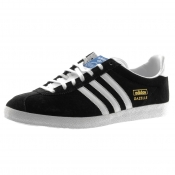 Adidas Originals Gazelle OG Trainers Black